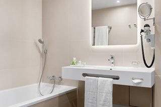 Hotel NH Zandvoort Badezimmer