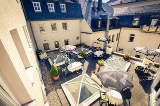 Hotel Traditionshotel Wilder Mann Terasse