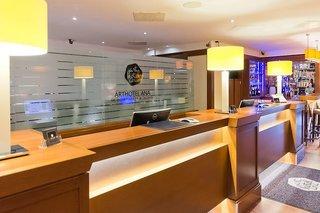 Hotel Arthotel ANA im Olympiapark Lounge/Empfang