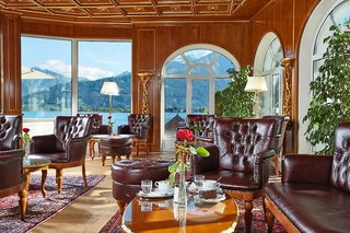 Hotel Grand Hotel Zell am See Lounge/Empfang