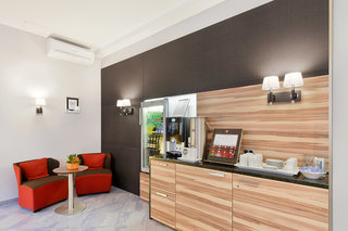 Hotel Lucia Lounge/Empfang