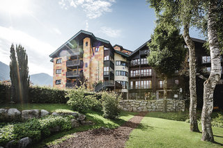 Hotel Karwendelhof Außenaufnahme