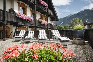 Hotel Karwendelhof Terasse