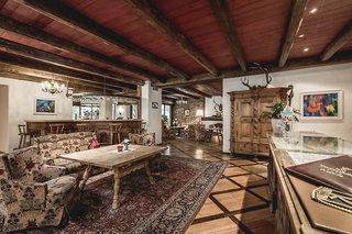 Hotel Karwendelhof Lounge/Empfang