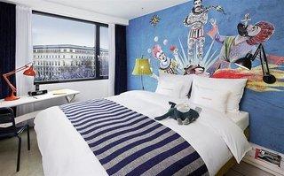 Hotel 25hours Hotel Wien beim Museumsquartier Wohnbeispiel