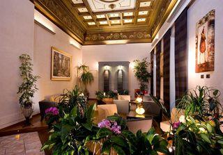Hotel Al Manthia HotelLounge/Empfang