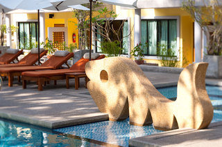Hotel By the Sea Pool