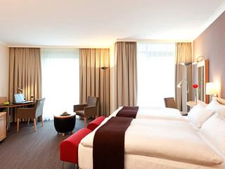 Hotel NH Berlin Alexanderplatz Wohnbeispiel