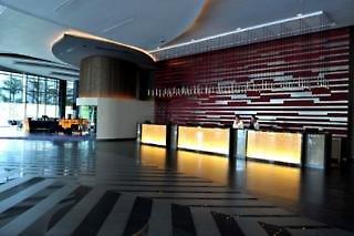 Hotel Amaranth Suvarnabhumi Airport, BW Premier Collection Lounge/Empfang