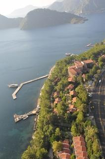 Hotel Grand Yazici Marmaris Palace Luftaufnahme