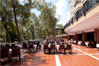 Hotel Grand Yazici Marmaris Palace Terasse