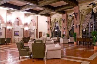 Hotel Grand Yazici Marmaris Palace Lounge/Empfang