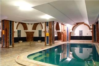 Hotel Grand Yazici Marmaris Palace Hallenbad