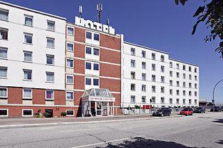Hotel PLAZA Inn Hamburg Moorfleet Außenaufnahme