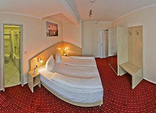 Hotel PLAZA Inn Hamburg Moorfleet Wohnbeispiel