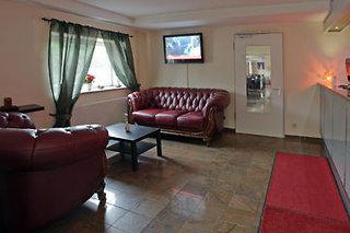 Hotel PLAZA Inn Hamburg Moorfleet Lounge/Empfang