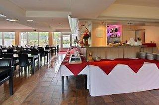 Hotel PLAZA Inn Hamburg Moorfleet Frühstücksraum