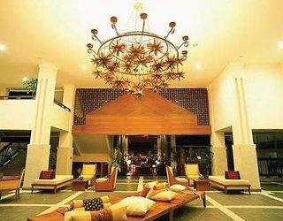 Hotel Bandara Resort & Spa Samui Lounge/Empfang