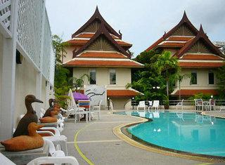 Hotel Andatel Grande Patong Phuket Pool