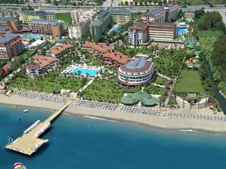 Hotel Saphir Hotel & Villas Luftaufnahme