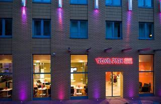 Hotel Royal Park Boutique Hotel Außenaufnahme