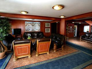 Hotel Botel Albatros Lounge/Empfang