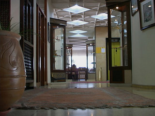 Hotel Aferni Lounge/Empfang