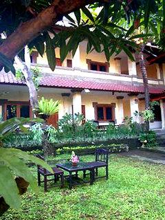 Hotel Legian Village Hotel Außenaufnahme
