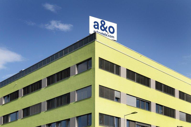 a&o Hauptbahnhof Hotel & Hostel Graz