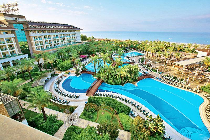Luxusurlaub in der Türkei im Hotel Sunis Kumköy