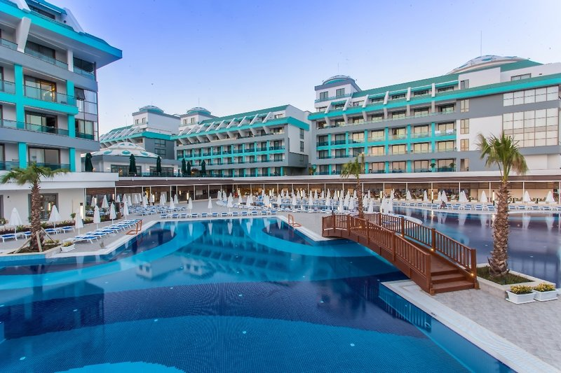 Luxus und Wellness im 5* Sensitive Premium Resort in Belek