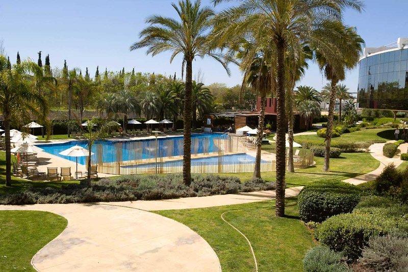 Sevilla Schnäppchen im Hotel Silken Al Andalus