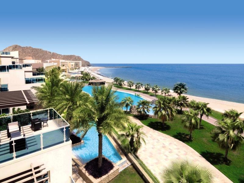 Radisson Blu Resort in Fujairah