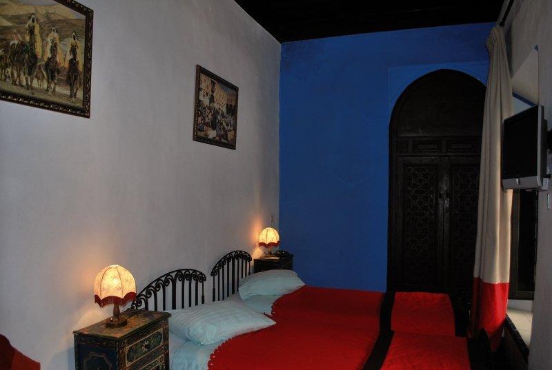 Riad Les Oliviers in Marrakesch, Marokko