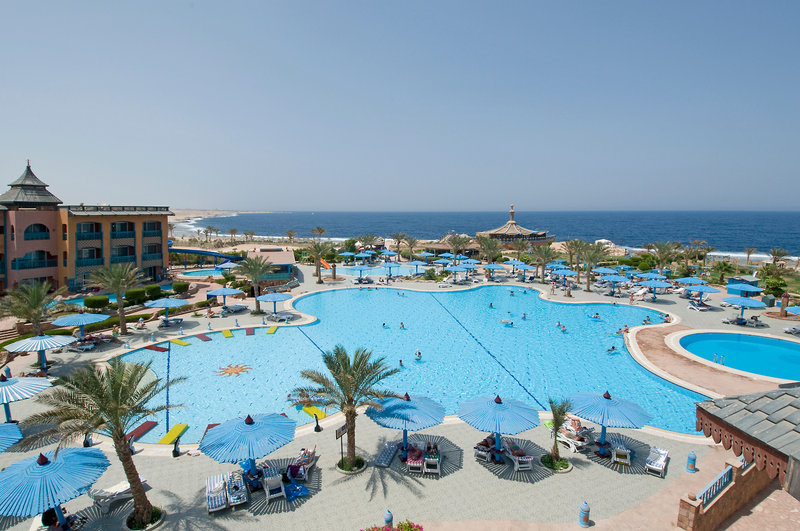 Dreams Beach Resort in Marsa Alam