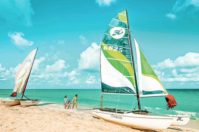 Karibischer Traum im 4* Playa Cayo Santa Maria