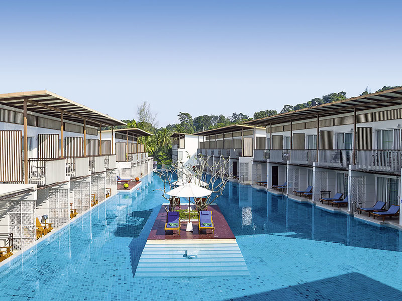 Thailand Khao Lak Hotel Briza Beach Resort