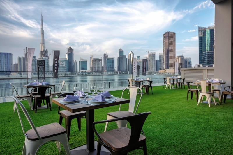 Dubai Hotel Canal Central Schnäppchen