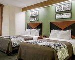 Sleep Inn, Chattanooga - namestitev