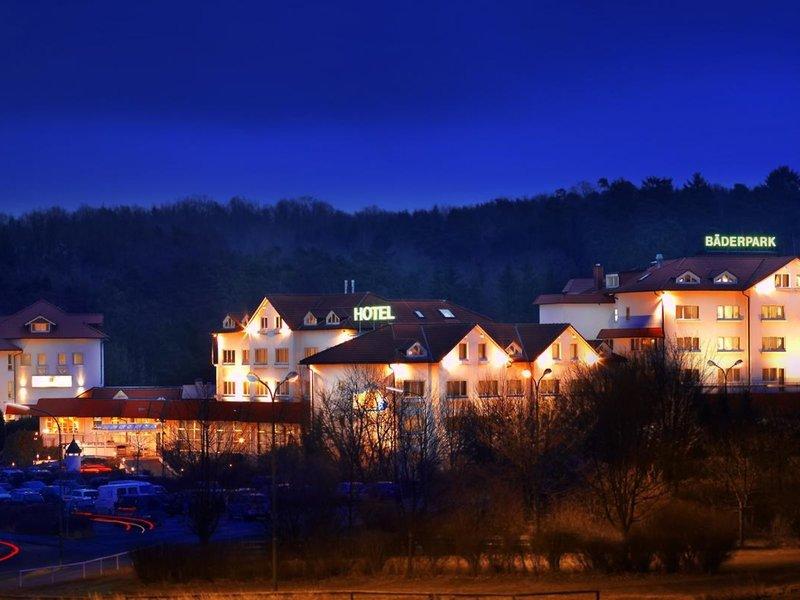 Bäder Park Hotel & Sieben Welten Therme & Spa Resort