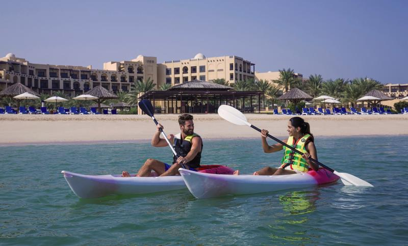 Hilton Ras Al Khaimah Resort & Spa - inklusive Privattransfer
