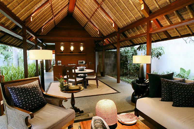 Kayumanis Jimbaran Private Estate & Spa Lounge/Empfang