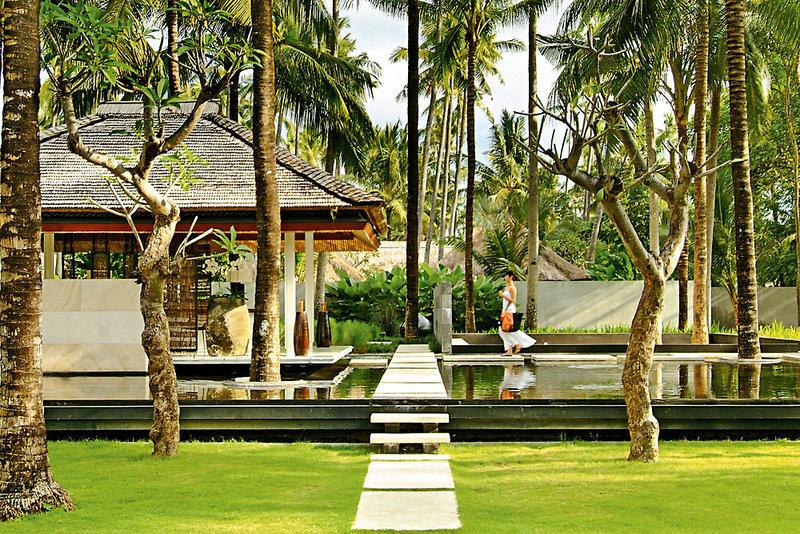 Kayumanis Jimbaran Private Estate & Spa Garten