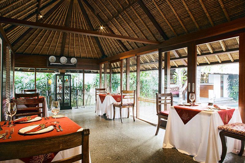 Kayumanis Jimbaran Private Estate & Spa Restaurant