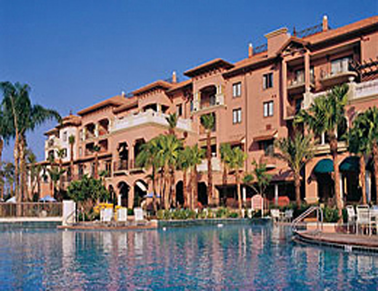 Wyndham Bonnet Creek Resort Pool