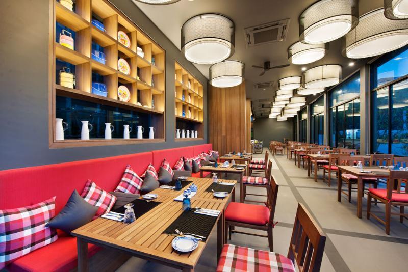Nook Dee Boutique Resort, Kata Beach by Andacura Premium Restaurant