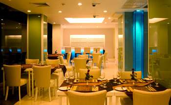 iCheck inn Mayfair Pratunam Restaurant