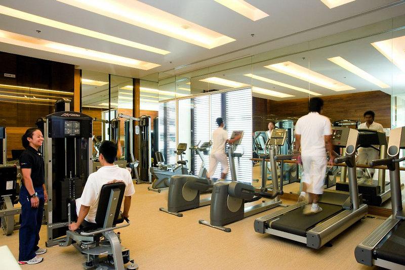 Pullman Bangkok King Power Sport und Freizeit