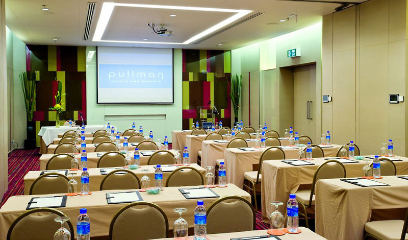 Pullman Bangkok King Power Konferenzraum