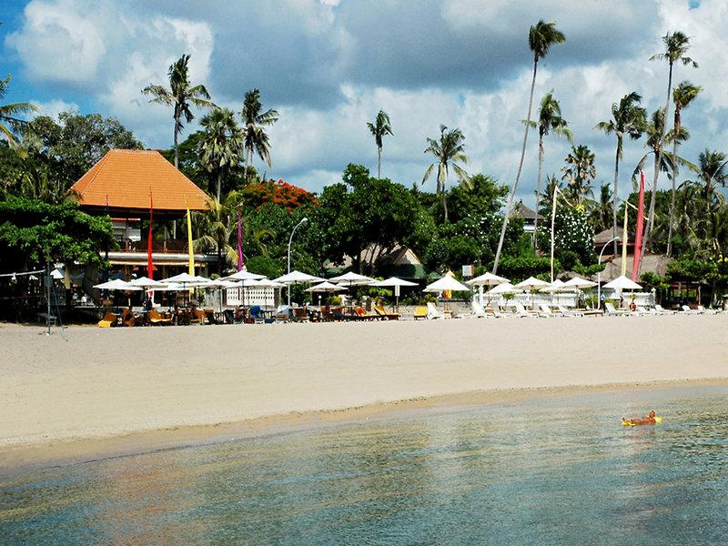 Respati Sanur Beach Strand